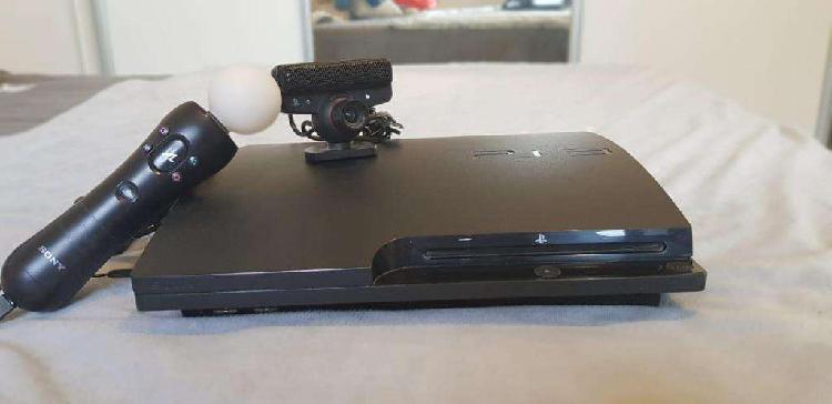 Play Station 3 Move Camara 2 Joysticks.