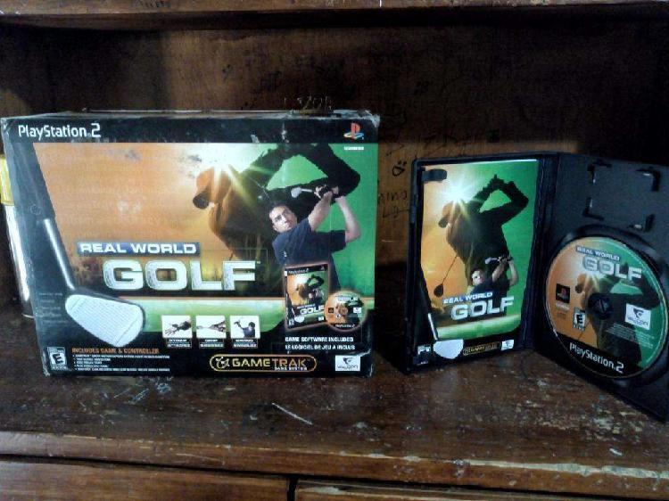 Venta de equipo de golf para PS2