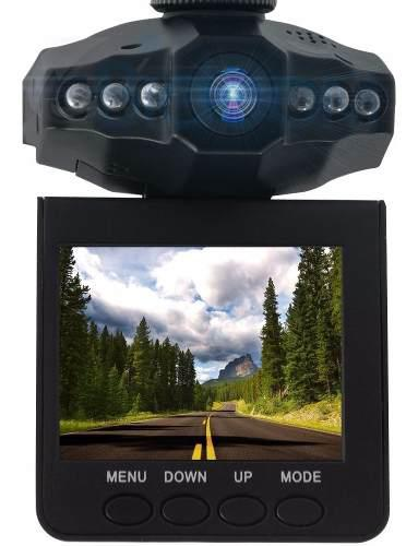 Cámara Vídeo Grabadora Para Auto Portátil Con Pantalla2,5