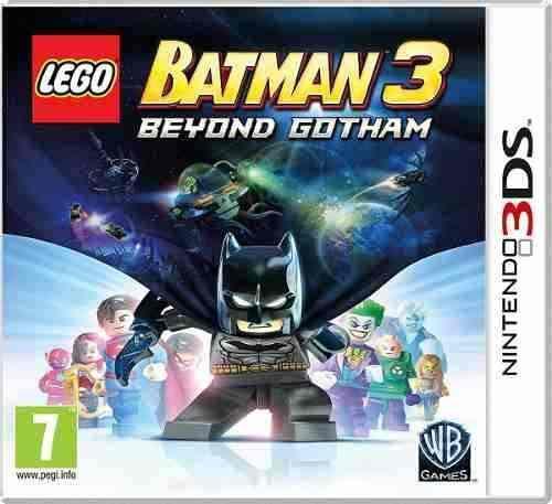 Juego Nintendo 3ds Lego Batman 3 Nuevo Fisico Sellado