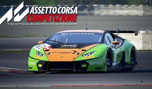 Assetto Corsa Competizione + Juego De Regalo | Pc Digital