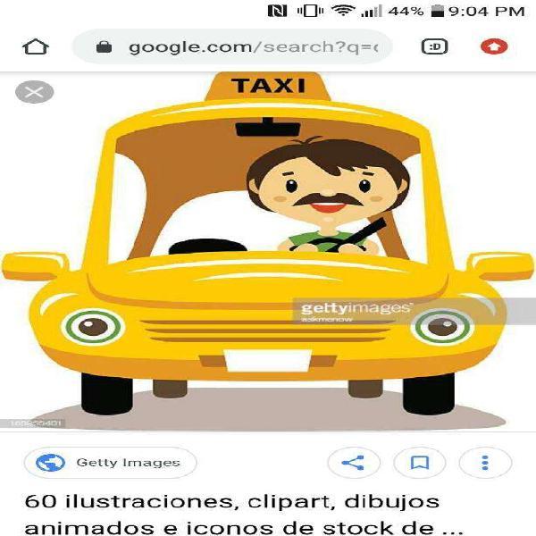 Busco Chofer de Taxi