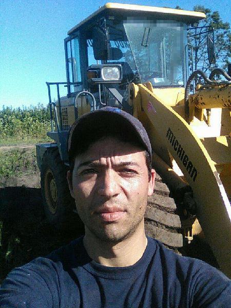 Busco Trabajo, Chofer de Camiones Y Máqu