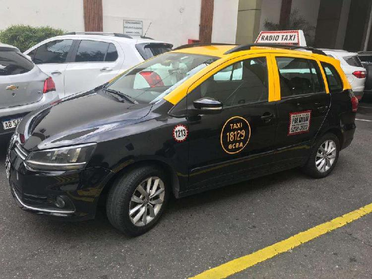 Chofer para taxi CABA Suran 2019