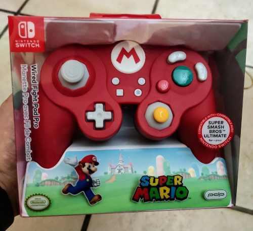 Control Gamecube Super Mario