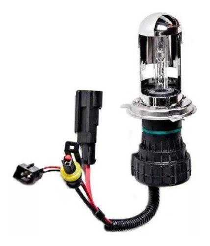 Lampara Bixenon H4 En 6000k / 8000k Iluminacion Para Autos