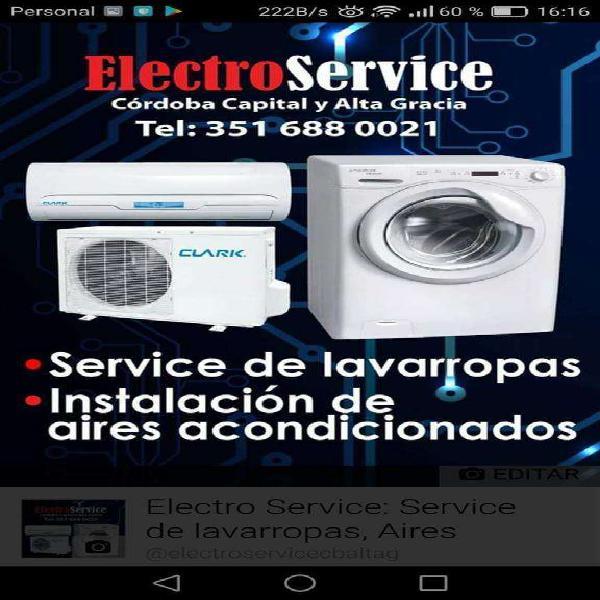 Lavarropas Servicio Técnico
