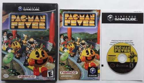 Nintendo Gamecube Pacman Fever Original Usado Impecable