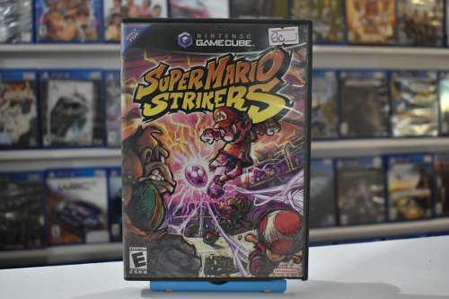 Super Mario Strikers Game Cube Físico Canje Evergames