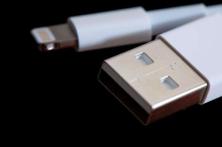 Cable Lightning A Usb Original Apple Iphone 4 5 6 Ipad Ipod