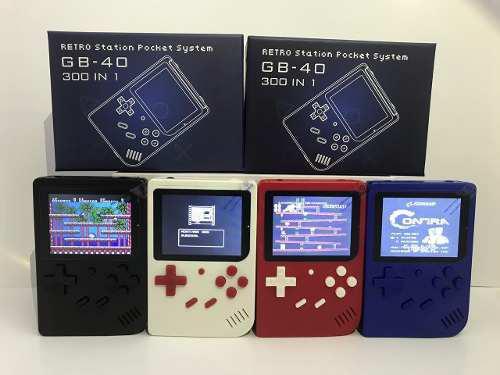 Game Boy Similar Retro Boy 8 Bit Juegos Incluidos