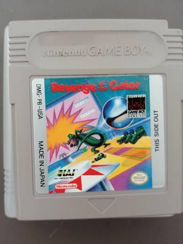 Lote 3 Juegos De Game Boy Original