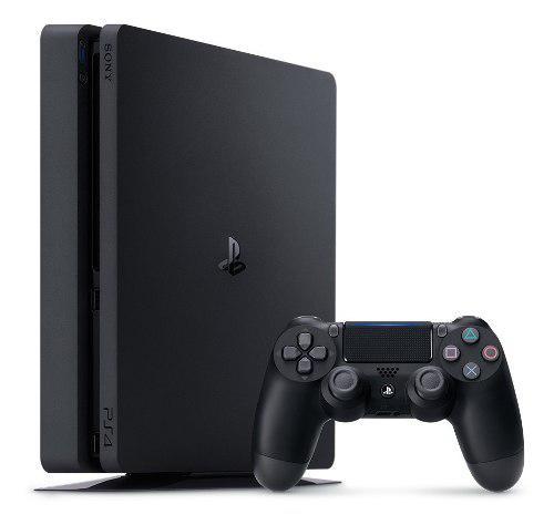 Sony Playstation 4 Ps4 Slim 1 Tb Garantia Local