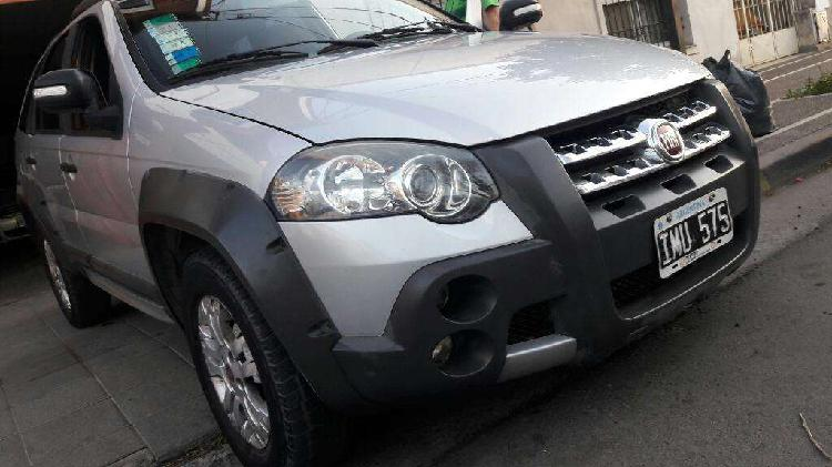 Fiat Palio Adventure Locker U/m Vdo Pto