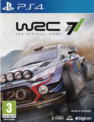 Wrc 7 Ps4 Digital | Español | Juego De Rally | Original |