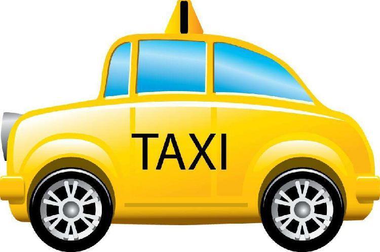 Busco Chofer Taxi
