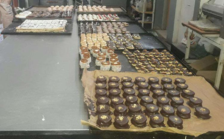 Busco Trabajo de Panadero.pastelero