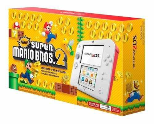 Nintendo 2ds Mario Kart 7 Nintendo 2ds New Super Mario Bros