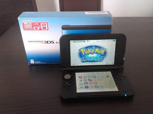 Nintendo 3ds Xl Con 10 Juegos