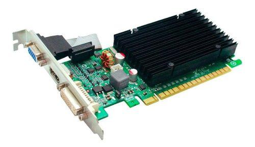 Placa De Video Pci Expres 512mb Hdmi Dvi Envio
