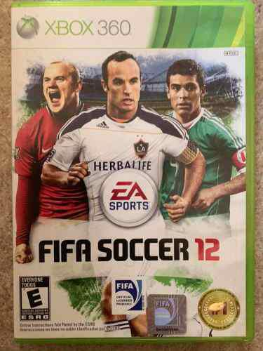 Fifa Soccer 12 Villa Del Parque