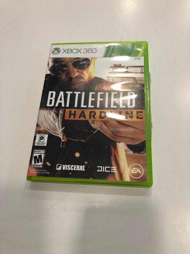 Juego Xbox 360 Battlefield Hardline Original Caja