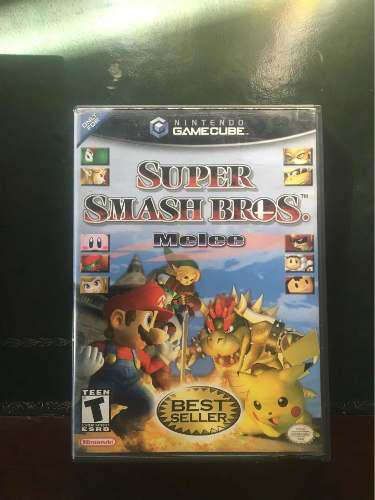 Super Smash Bros Melee - Juego Gamecube