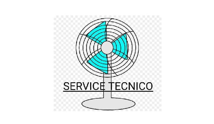 Service Tecnico de Ventiladores