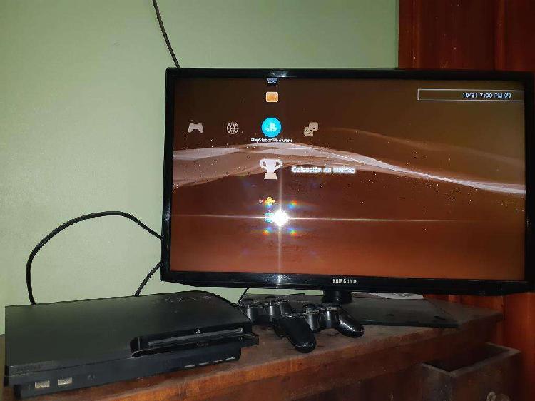 Playstation 3 en Muy Buen Estado