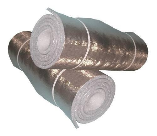Aislante Térmico Con Aluminio Para Bolsa De Dormir 10mm