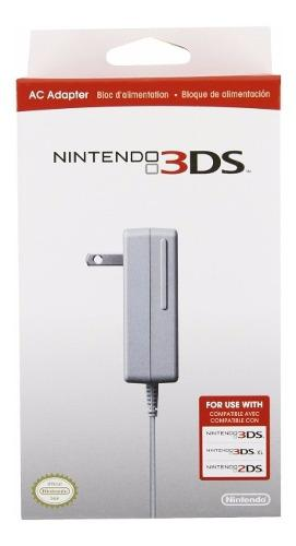 Cargador Original Nintendo New 3ds Xl   New 2ds Xl   3ds !!!