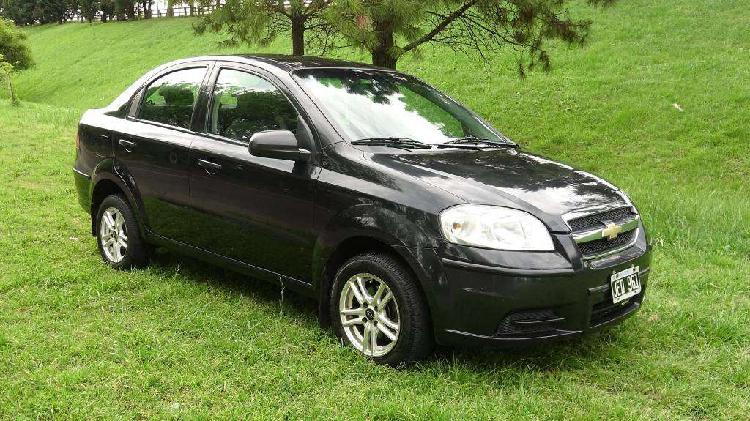 Chevrolet Aveo 2010 LS con GNC