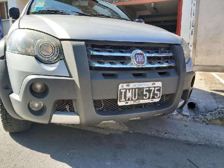 Fiat Palio Adventure Locker U/m Vdo Pto