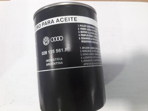 Filtro De Aceite De Volkswagen Gol Diesel