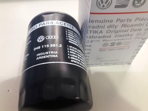 Filtro De Aceite Para Volkswagen Gol 1.6
