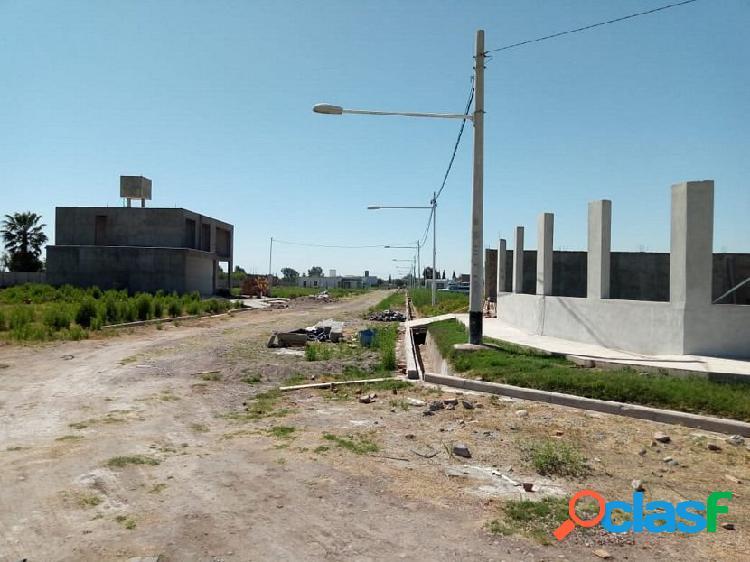 Lote Barrio Privado Villa Olivos oportunidad