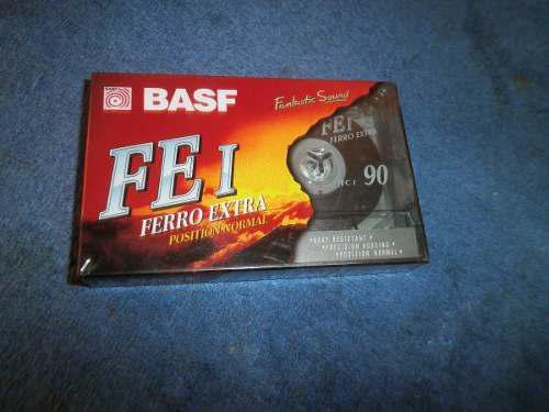 Lote Sony + Basf Cassettes Nuevos Cerrados Importados Hi Fi