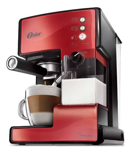 Cafetera Automatica Express Oster - 1.5 Lts - 15 Bares