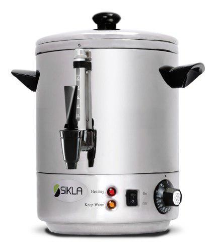 Cafetera De Filtro Sikla Dk500 - 5lts. - Control De Temp.