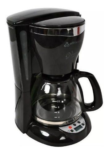 Cafetera De Filtro Ultracomb Ca2205 Timer Digital Tio Musa