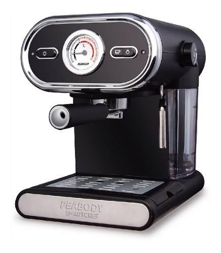 Cafetera Express Peabody Pe-ce5002 1 Lts, 15 Bares