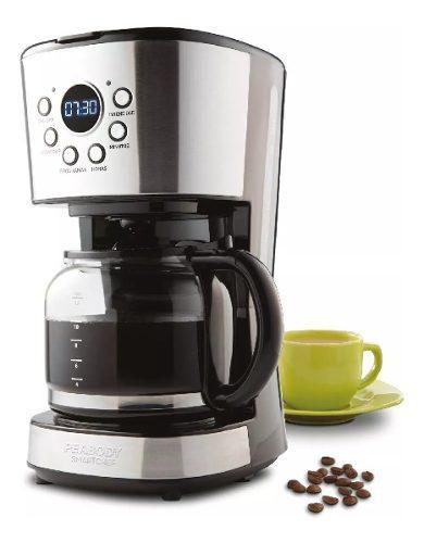 Cafetera Por Goteo Digital Timer 1.8 Litros Peabody Ct4207