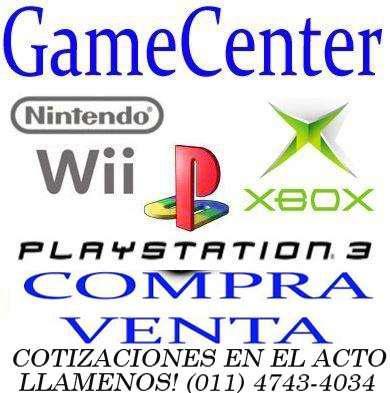 Playstation xbox 360 wii consolas video juegos en Buenos