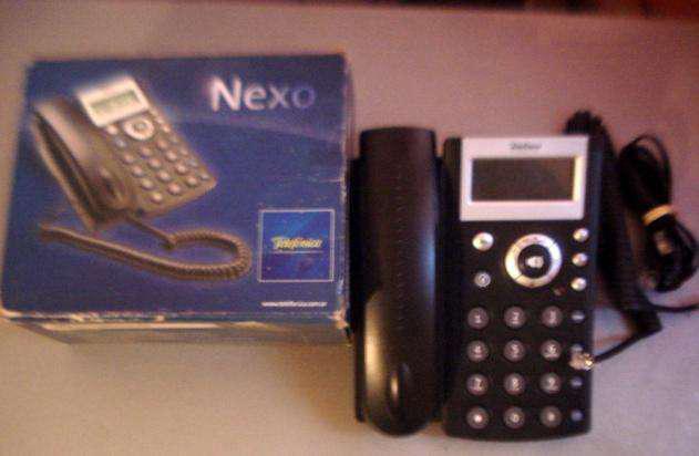 Teléfono fijo Multifunción Nexo