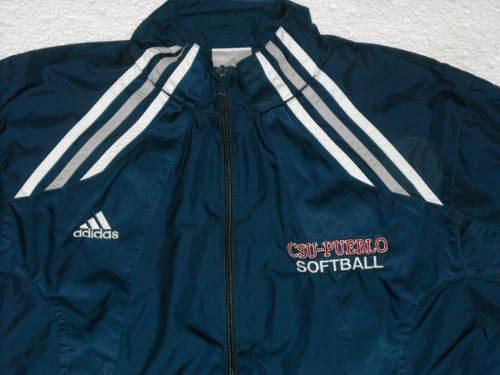 Campera adidas Softball 100 % Original C/ Nueva Traida Usa