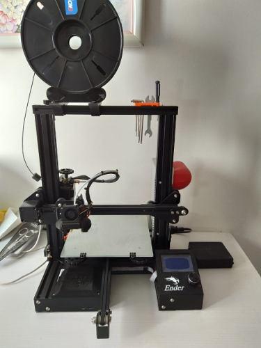 Impresora 3d Creality Ender 3 Con Accesorios Y +pla Regalo