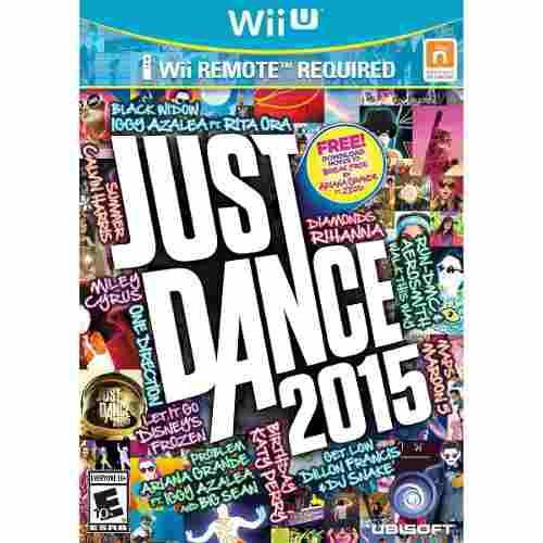 Just Dance 2015 Juego Nintendo Wii U Fisico Nuevo Sellado!