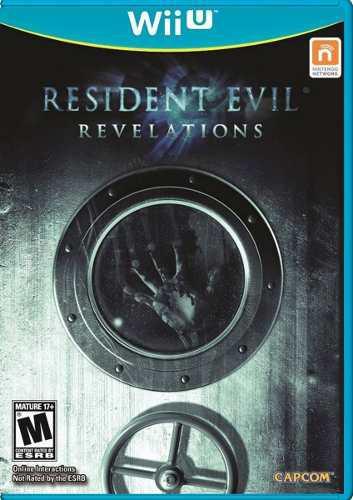 Resident Evil Revelations Juego Nintendo Wii U Fisico Nuevo!