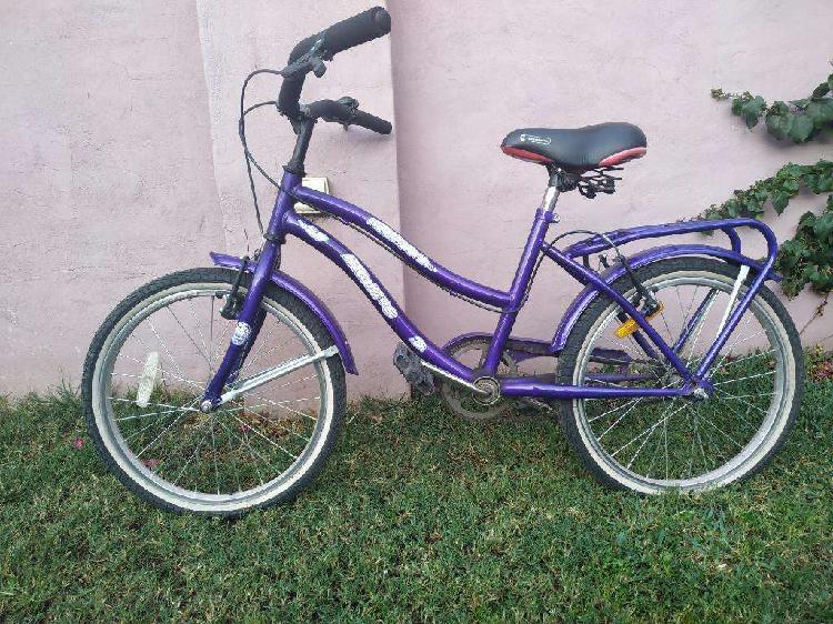 Vendo Bicicleta Niño Niña Impecable