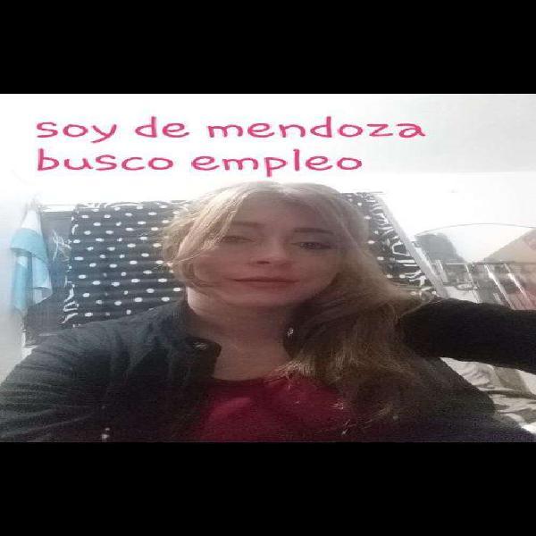 Busco Empleo en Mendoza